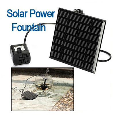 solar energy water pump