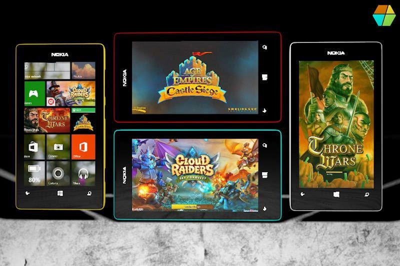 games, windows phone