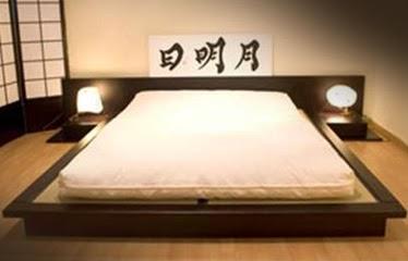 Lo que debes saber sobre camas japonesas costumbres de asia for Cama tipo japonesa