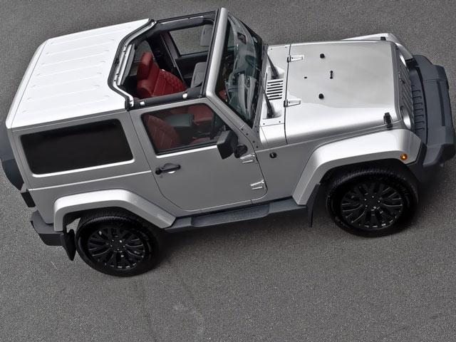 2011 Kahn Chrysler Jeep Wrangler