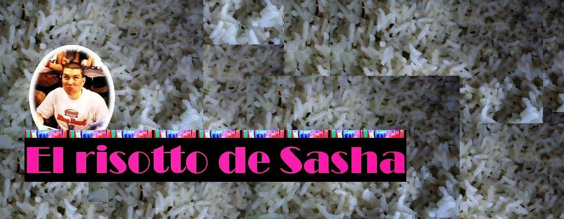 El risotto de Sasha