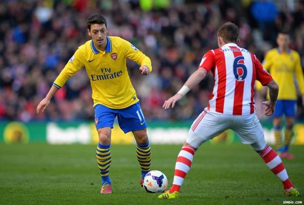 Melakoni Pekan ke Lima EPL, Arsenal Jamu Stoke City Di Emirates...!