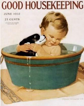 Zuinigaan wassen vroeger - Kind oud ...