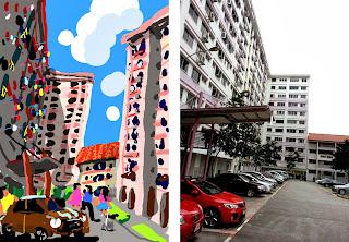 HDB flat @ Pasir Ris