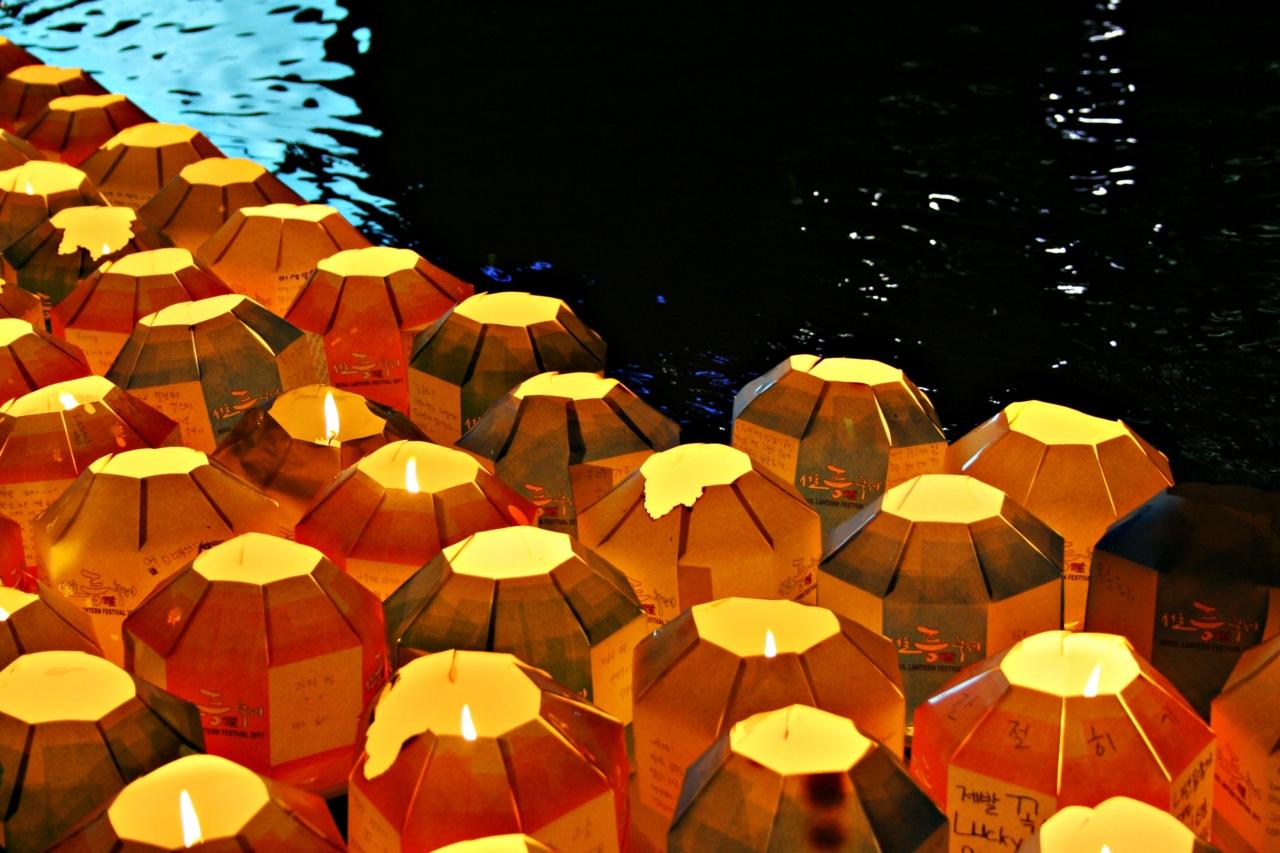 seoul city sucker seoul lantern festival