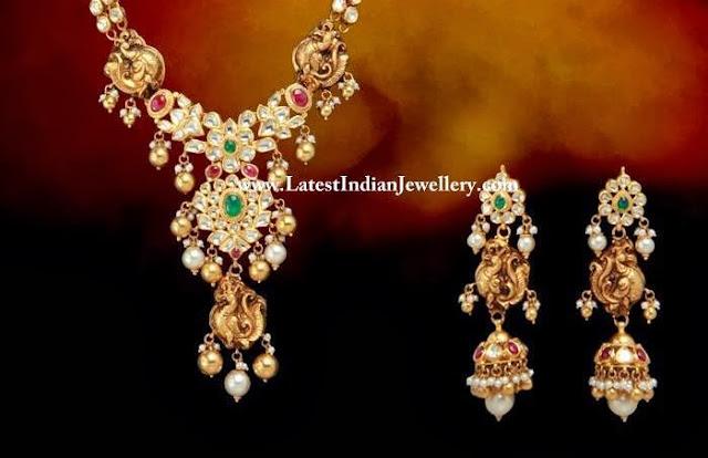 Timeless Kundan Jewellery Set