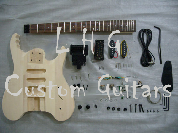 Headless Guitar Kit uk Headless Guitar Kit Skill