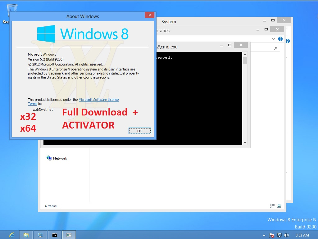 Windows 8.1 x32