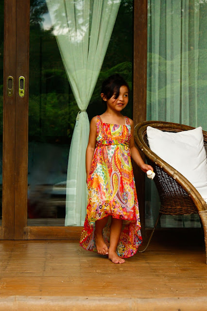 Sophie Catalou High Low Dress | Chichi Mary Kids Boutique