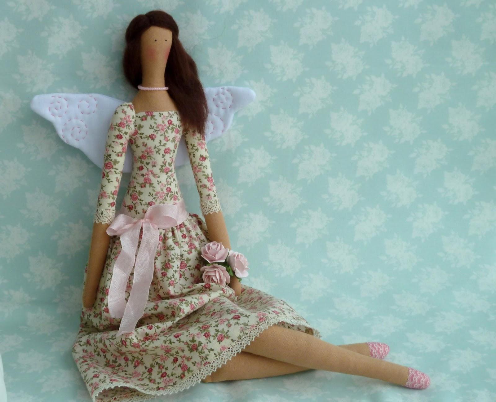 Куклы тильда ангел