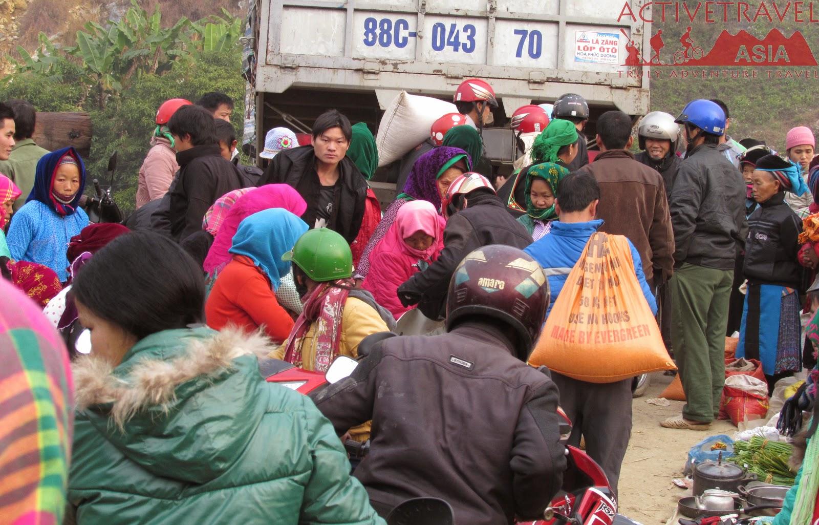 Ha Giang market 2