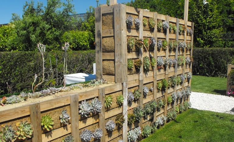 Proceso de construcci n de sentigrama ponte de lima for Jardines verticales construccion