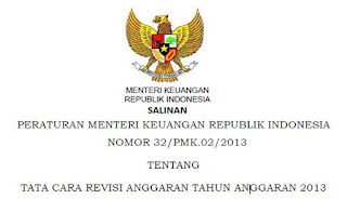 Lamp I PMK No 32/ PMK 02/2013 Revisi 2013