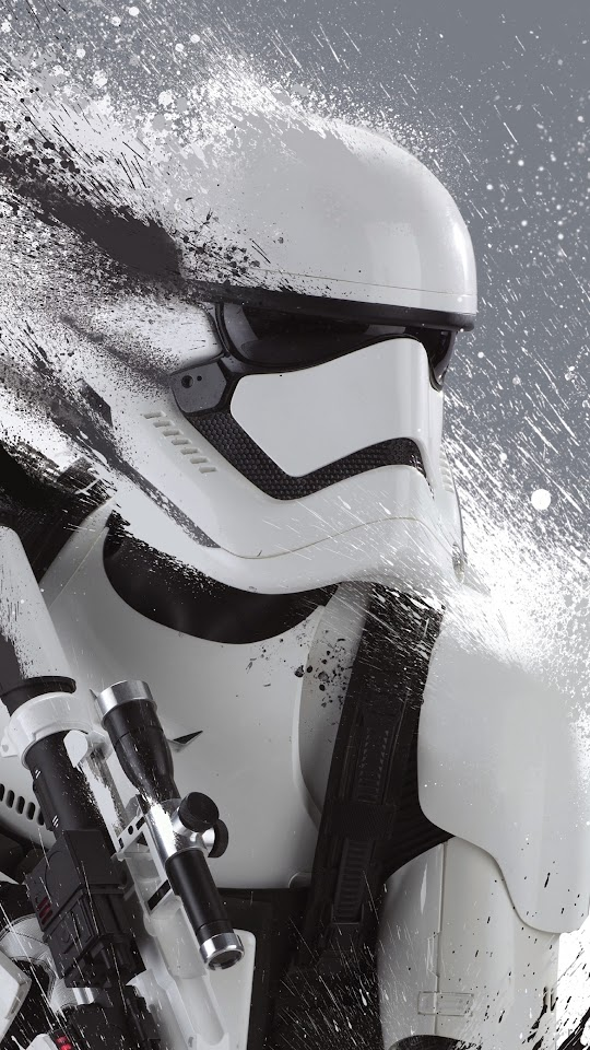 Star Wars Episode VII The Force Awakens Warrior Galaxy Note HD Wallpaper