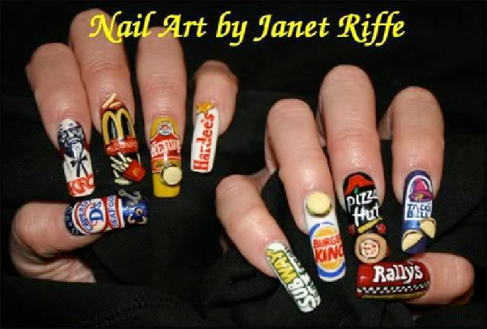 Funny nail art picture gallery 2012.nail art ideas, cool nail ideas, nail  picture gallery, nail design picture, art nails, funny nail, images of nail  ... - Awetya: Images Funny Nail Art Picture Gallery 2012