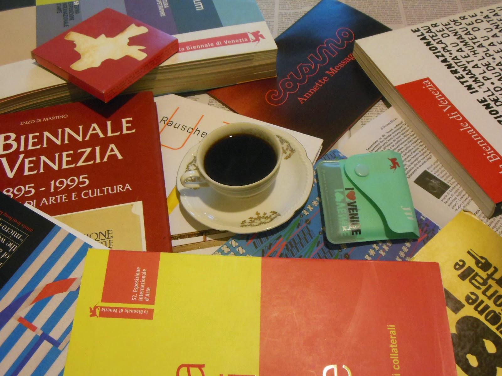 biennale venezia pausa caffè