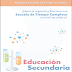 Orientaciones Pedagógicas ~ Escuelas de Tiempo Completo ~ Secundaria