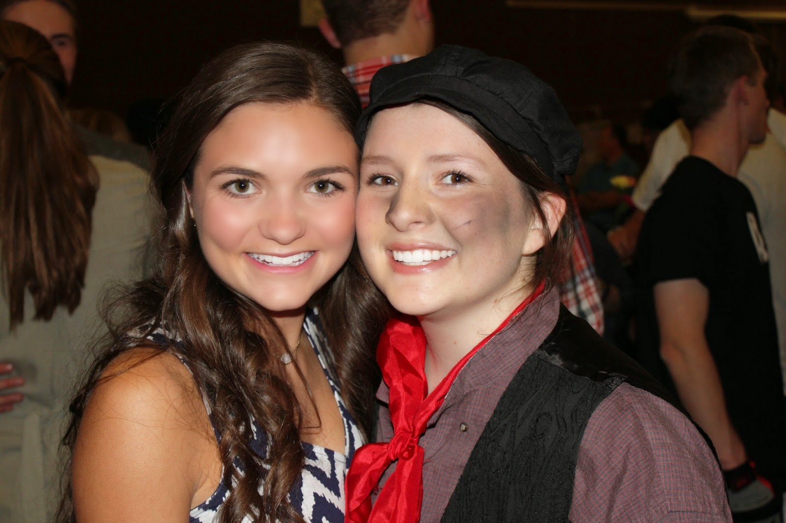 Anchors and Pearls MSHS Mary Poppins