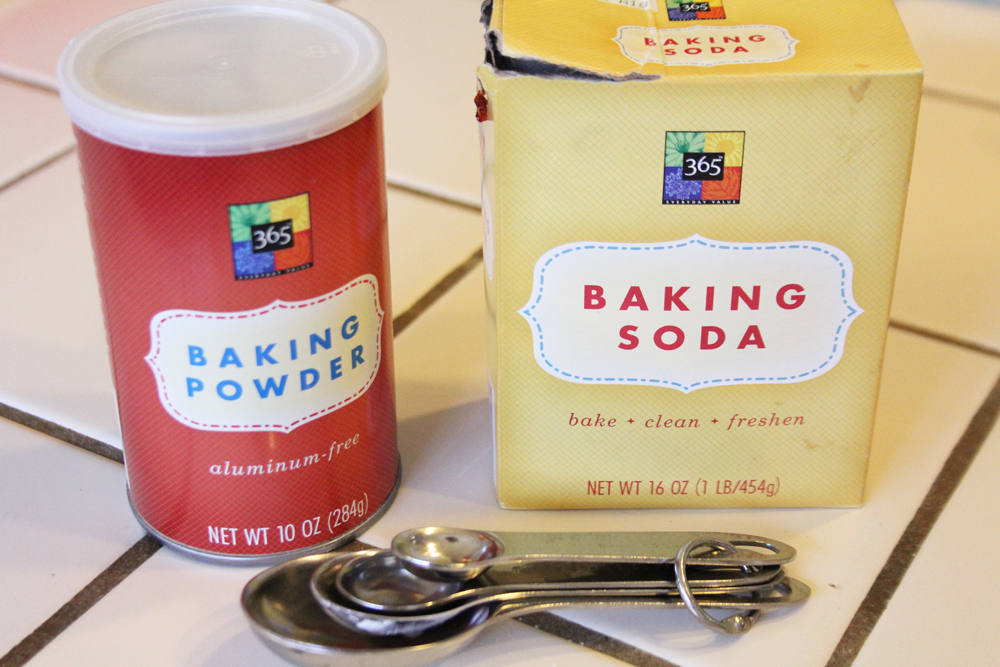 lab report on baking soda and A simple chemistry experiment—adding baking soda to vinegar—seems to  challenge the law of conservation of mass.