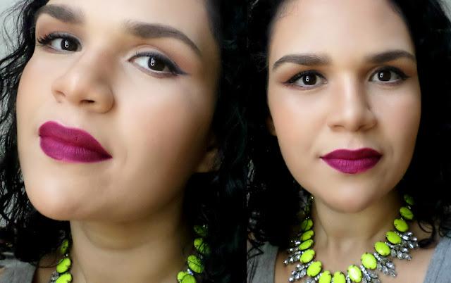 Maquia e Fala: Maquiagem do Meu Aniversário