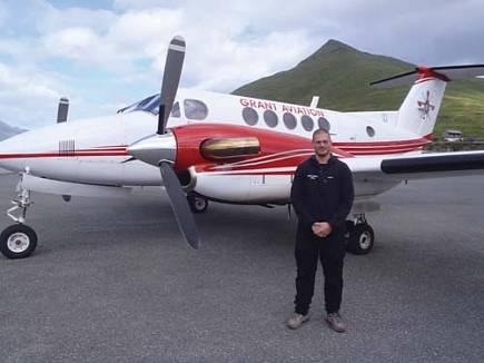 Akutan Alaska Airport Airport Adrift in Akutan