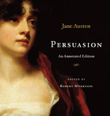 New Annotated Edition of Persuasion Becomes Available in Nov.