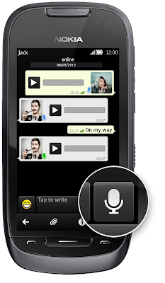 WhatsApp Messenger update brings Voice Messaging to Java/S40/Nokia Asha and Symbian