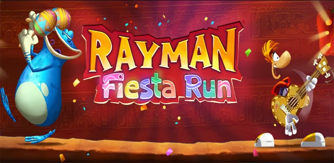 Rayman Fiesta Run para iOS y Android