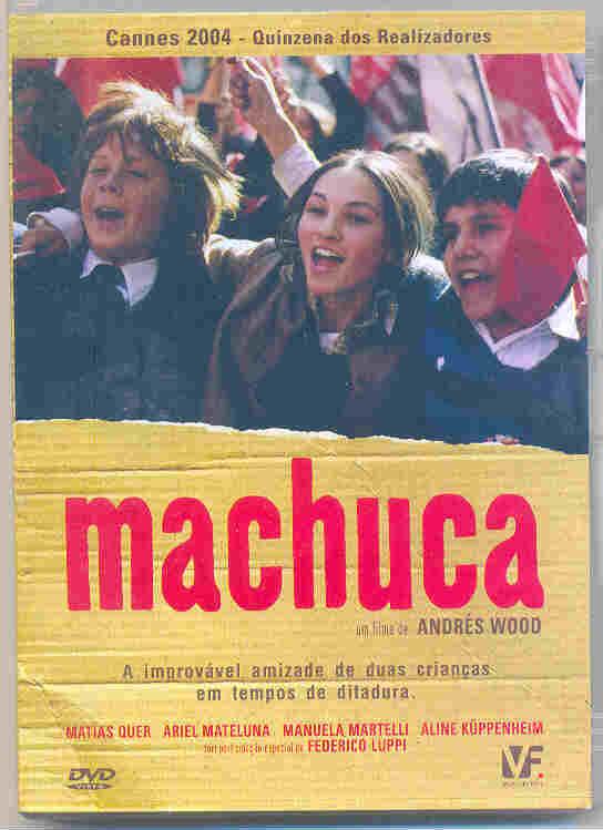 Filme Machuca   Dublado