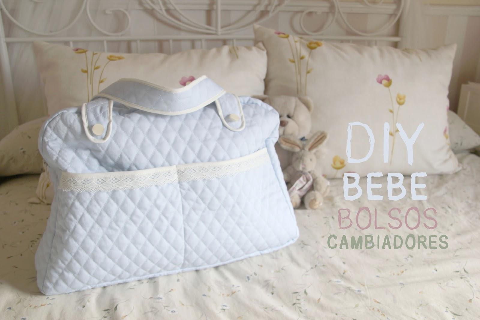 DIY Bebé: Cómo hacer una bolsa para pañales - Handbox Craft Lovers ...