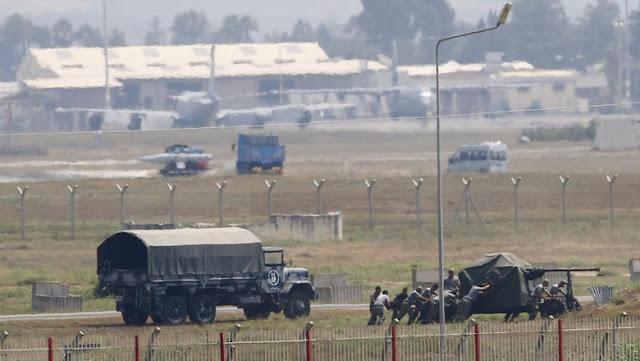 2 Polisi Turki dan 7 Anggota ISIS Tewas dalam Baku Tembak