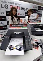 Machjet LPP6010N Printer Warna Tercepat Dari LG