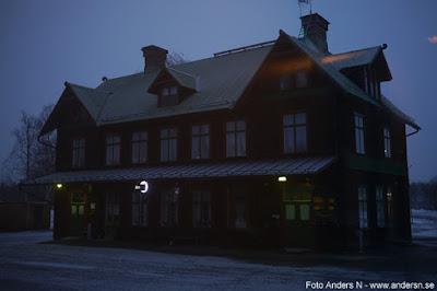 Jörn station, järnvägsstation