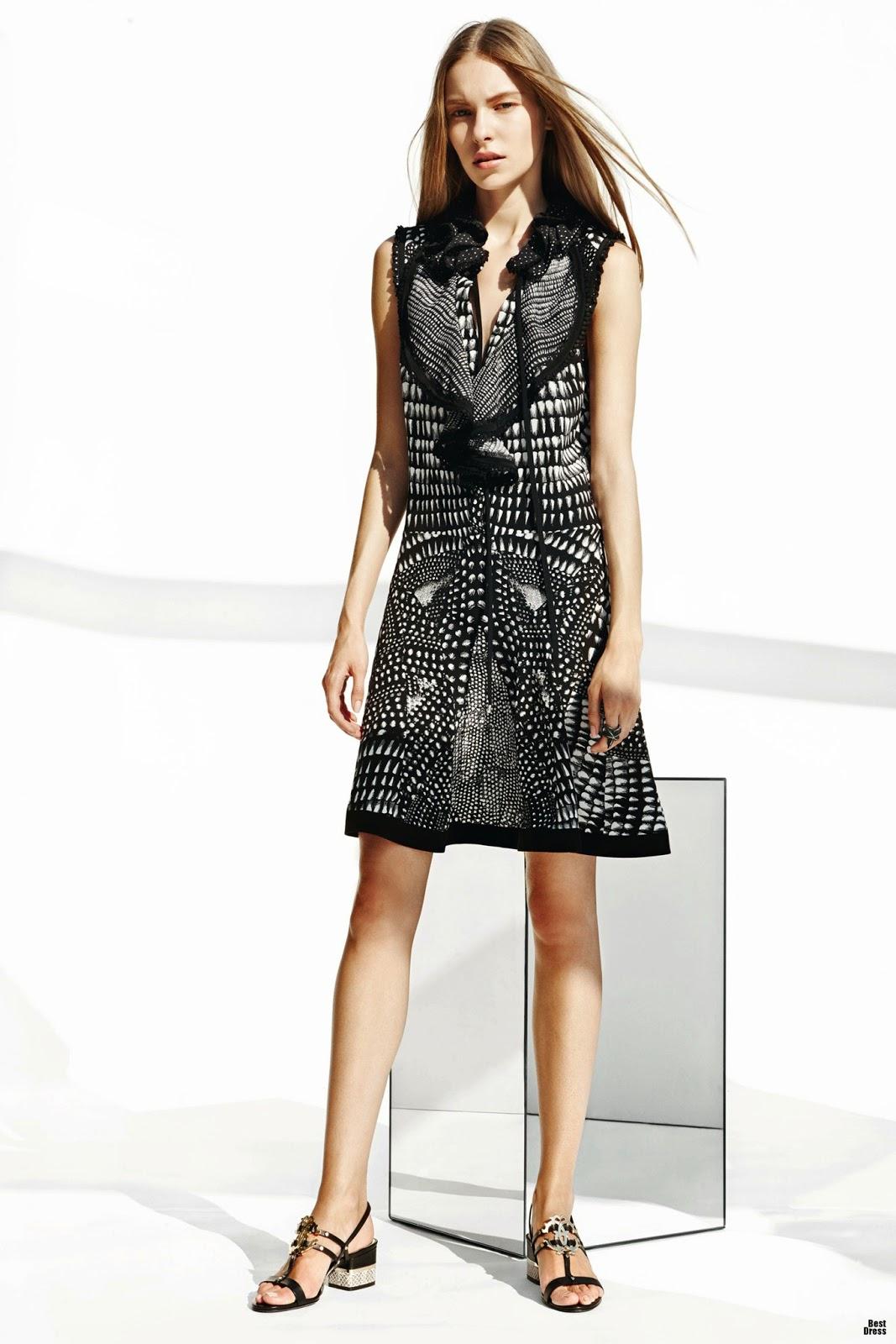 Colección vestidos de moda 2015