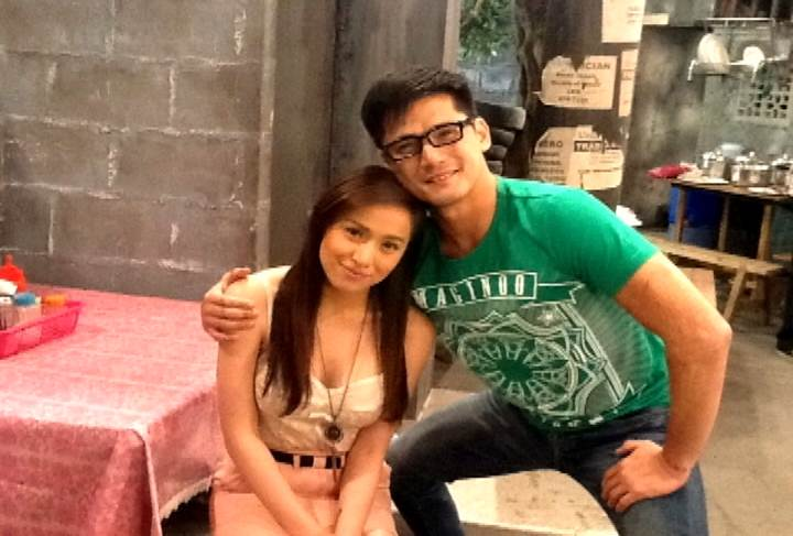 Cristine Reyes and Robin Padilla 'Perfect Sunday' photo in Toda Max