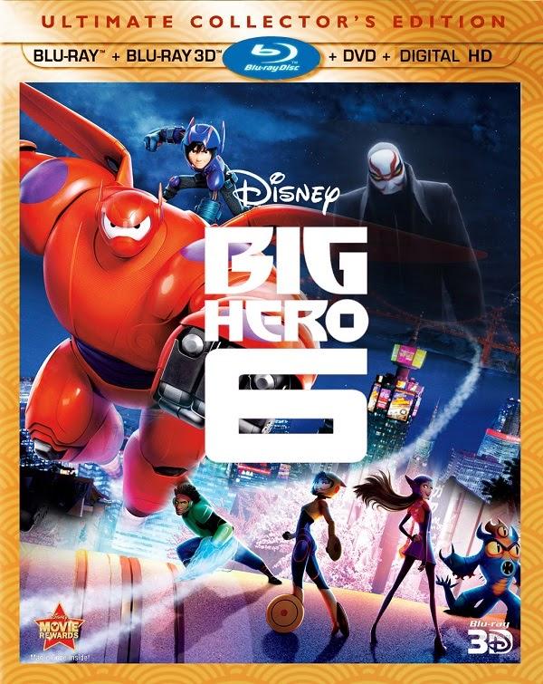 ดูการ์ตูน Big Hero 6 : บิ๊กฮีโร่ 6