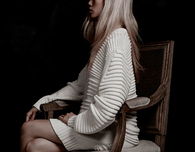 The Dreslyn - Knits editorial