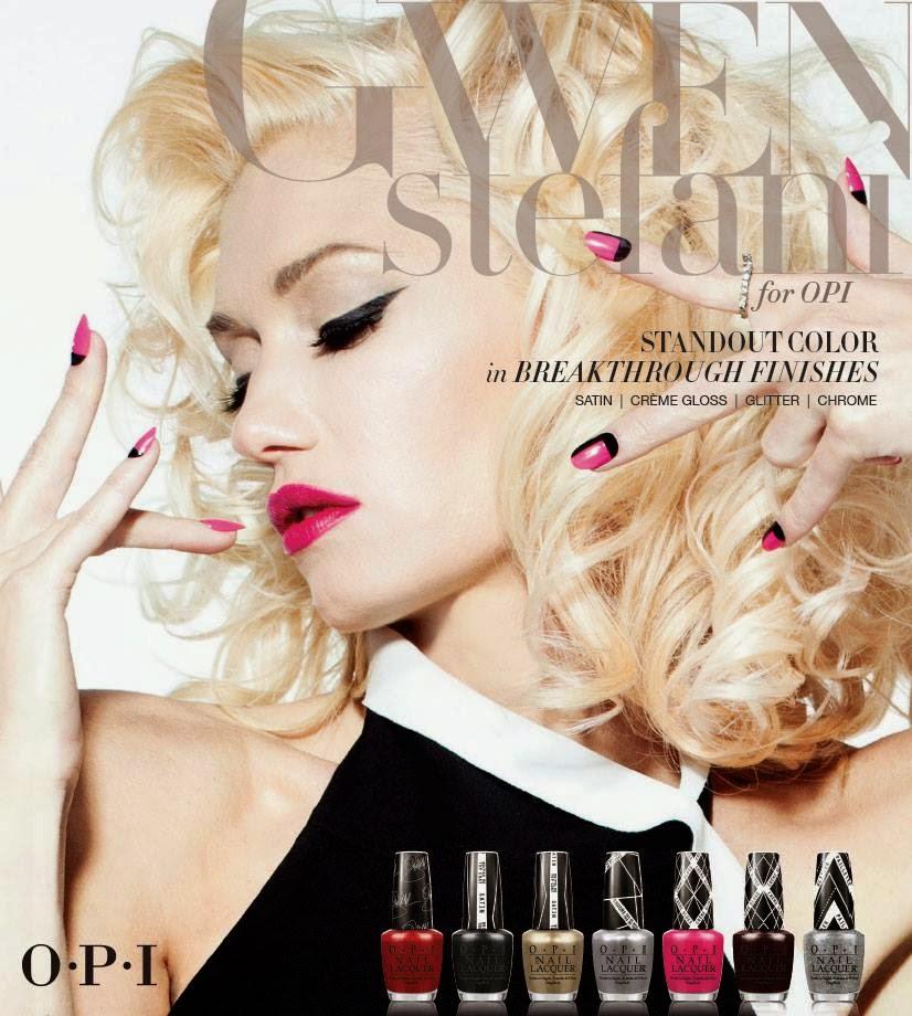 Good Girl Gone Shopping: OPI + Gwen Stefani = An Insane Blast of New ...