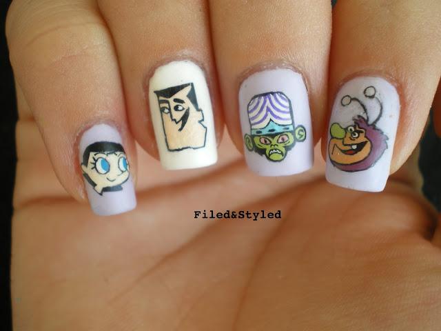 professor nails