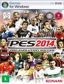 Capa do Pes 2014 (Pro Evolution Soccer) Pc Game Full 2014games