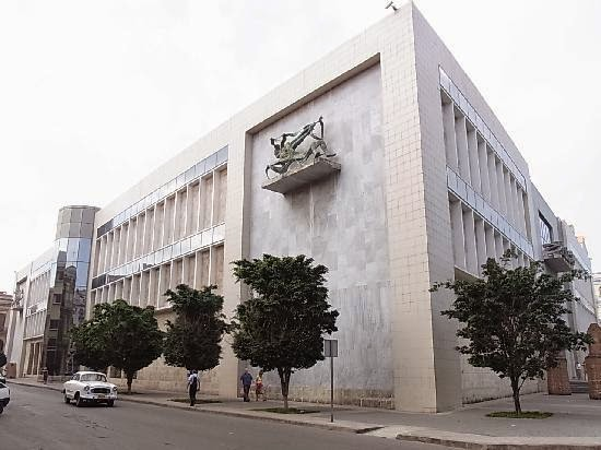Cuba Museo Bellas Artes