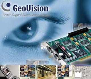 Geovision Drivers,Softwares,Firmwares Windows 7/XP/Vista