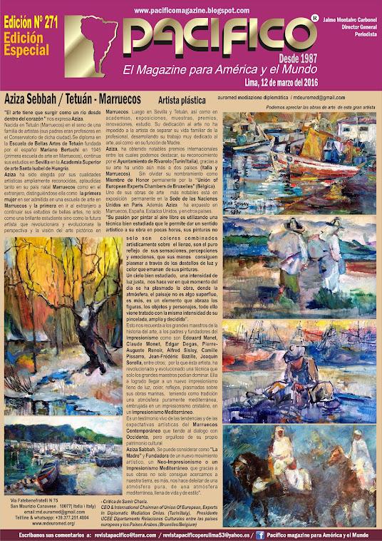 Revista Pacifico Nº 271 Edición Especial 1