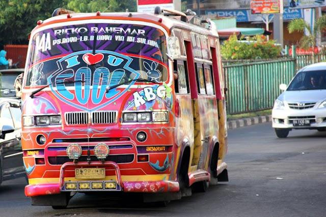 Angkot Padang Modis