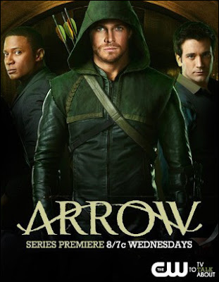 Arrow poster Arrow S01E16 Legendado