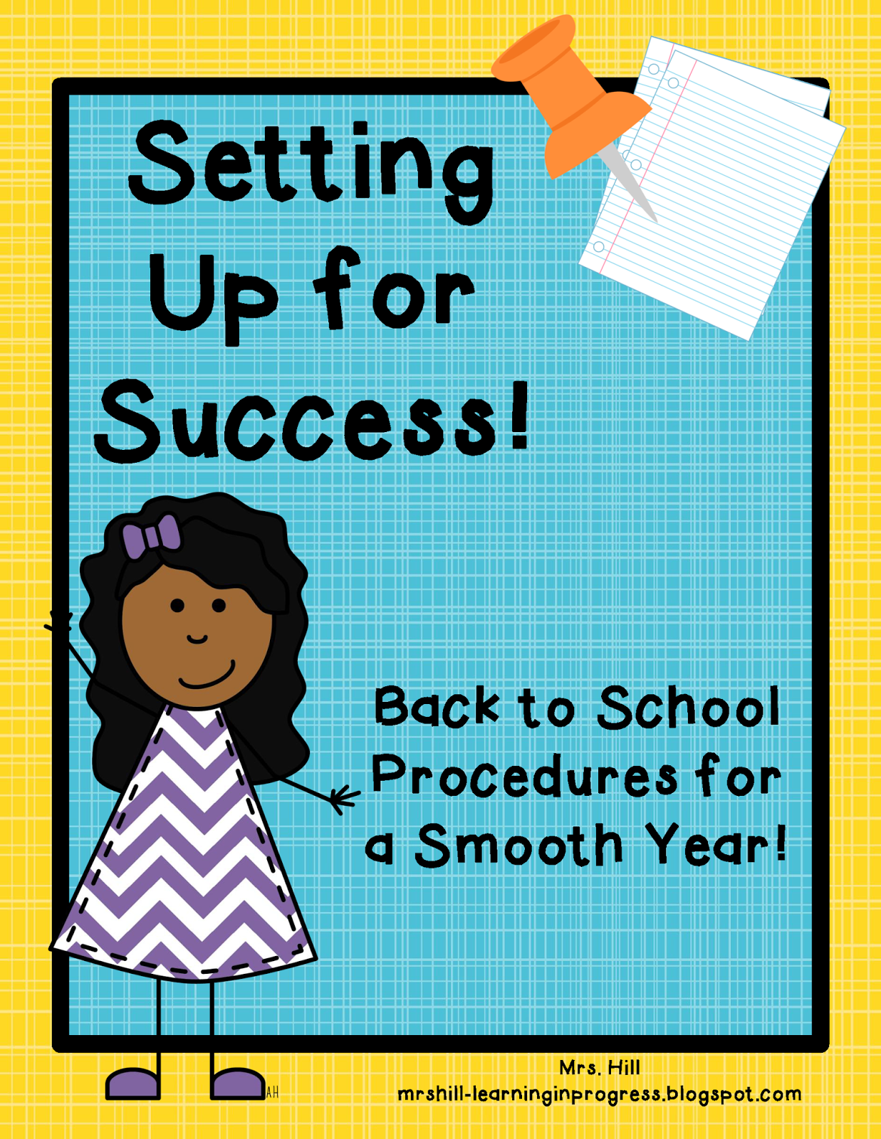 http://www.teacherspayteachers.com/Product/Setting-Up-for-Success-Back-to-School-Procedures-793108