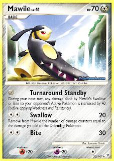 Mawile Pokemon Card Supreme Victors set