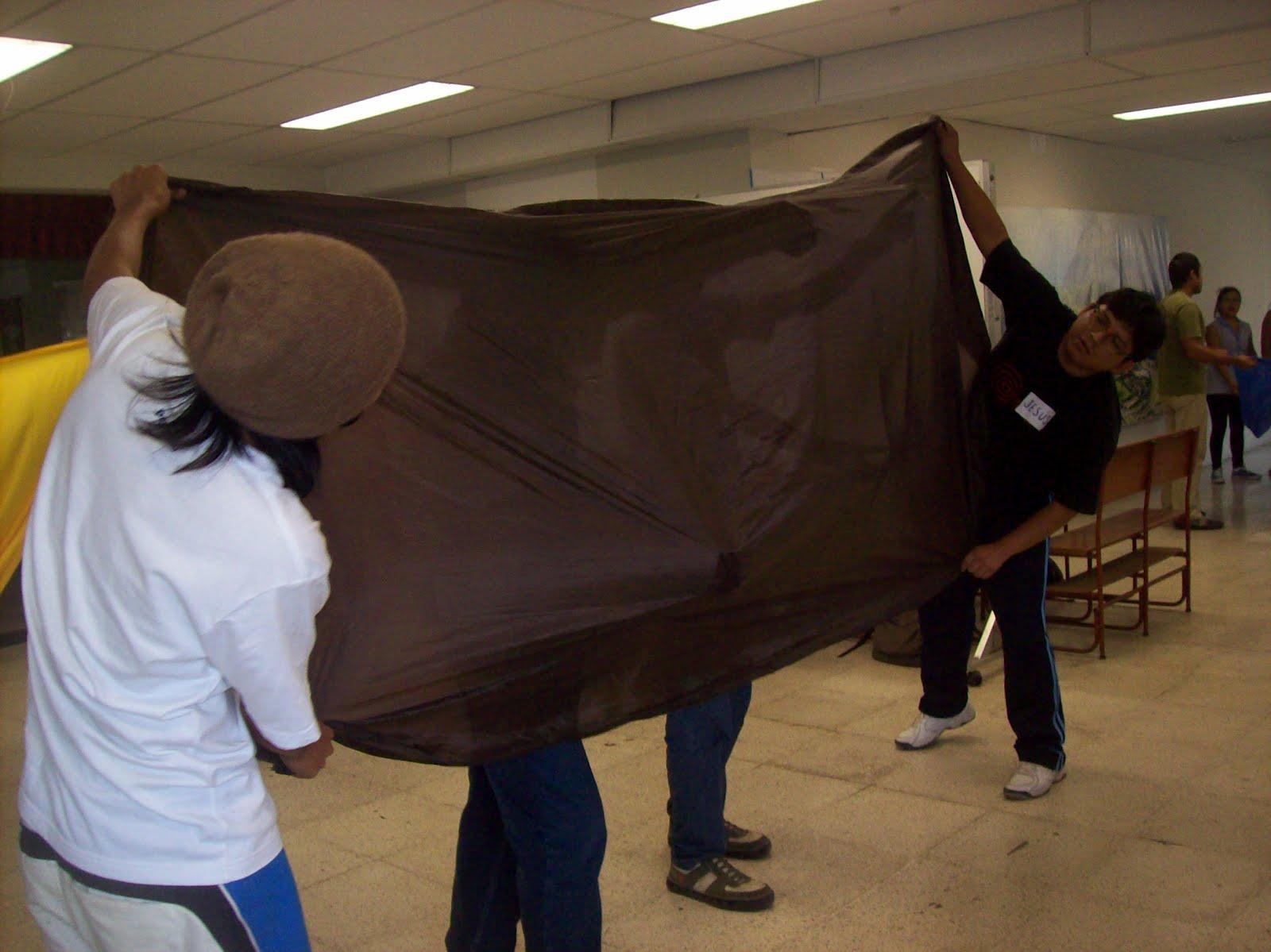 PROGRAMA DE EDUCACION FISICA: Expresión Corporal 2012 San Marcos