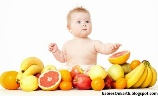 Baby Fruits