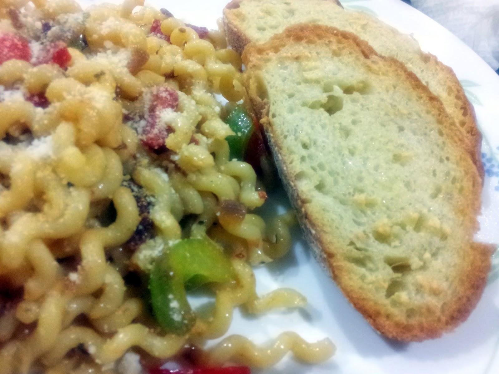 Garlic Noodles Garlic Noodles
